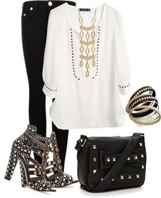 """""""Untitled #772"""" by sharoncrotty on Polyvore"""