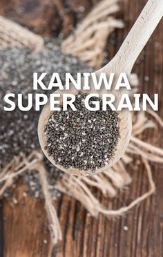 Dr Oz shared the health benefits of a new supergrain called Kaniwa. Not only is it good for you, but it is also gluten-free. http://www.drozfans.com/dr-oz-food/dr-oz-kaniwa-gluten-free-supergrain-kaniwa-health-benefits/