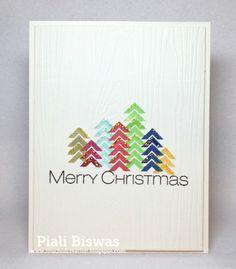 CAS Holiday cards!!!