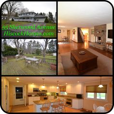JUST LISTED! 55 Sherwood Avenue in the Village of Webster is a spacious 5 bedroom, 2.5 bath colonial that simply will not last!  This home has tons of highlights including a newer roof, windows, vinyl siding, and an updated kitchen with granite counters!  Visit http://www.rochesterrealestateblog.com/homes-for-sale-details/55-SHERWOOD-AVENUE-WEBSTER-NY-14580/R296146/99/ for complete details, additional photos, or to schedule your private viewing today!
