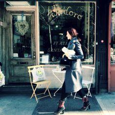 alidoro. best italian sandwich shop in soho.