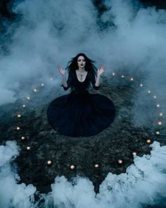 #witch #magic #mage #ritual #woman #girl #dark