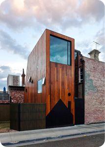 HOUSE HOUSE, Andrew Maynard Architects, Richmond, Australia 2012