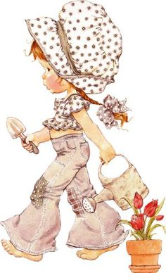 Die 78 besten bilder auf sarah kay in 2019 Sarah Key, Holly Hobbie, Cute Images, Cute Pictures, Digi Stamps, Cute Illustration, Vintage Cards, Cute Drawings, Key Drawings