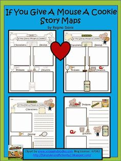 Maths Worksheets For Ks2 Word Compare And Contrast If You Give Mouse A Cookie And If You Take A  Long Addition Worksheet Pdf with Law Of Sine And Cosine Worksheet Tons Of Great Literacy Activities To Go With Laura Numeroff Books Planting Worksheets Pdf