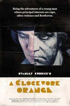 A Clockwork Orange / Stanley Kubrick / 1971