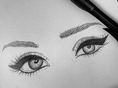 Them eyes     #eyes #eyesdrawing #draw #sketch #sketchbook #blackandwhite ##drawing #pencil #pencildrawing #art #artofinstagram #artsy #artoftheday #arts_help #artistic_share #artconquest #artoftheday20 #worldofpencils #talentedpeopleinc by aydaelhajoui