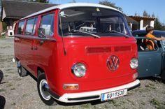 VW Bus T2a 1970