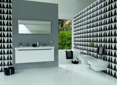 Fürdőszobaszalon | Laufen-Modernaplus Bathroom Lighting, Bathtub, Mirror, Collections, Furniture, Home Decor, Keep Running, Bathroom Light Fittings, Standing Bath
