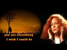 Bette Midler-The Wind Beneath My Wings (lyrics) My mother was and always will be the Wind Beneath My Wings Film Music Books, Music Songs, Music Videos, I Love Music, Good Music, Bette Midler, Easy Listening, Types Of Music, Musicals