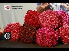 Curso de arte floral - aula 5 - YouTube
