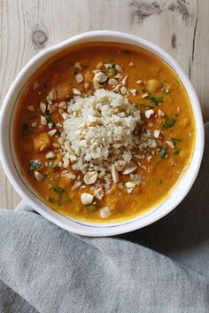 Curried Red Lentil And Swiss Chard Stew With Garbanzo Beans Recipes ...