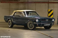 Ford Mustang Convertible 65' (302) - 11