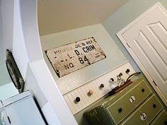 Door knobs for coat rack?