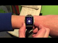 The Pebble smartwatch gets Android Wear notifications [VIDEO] #wearables