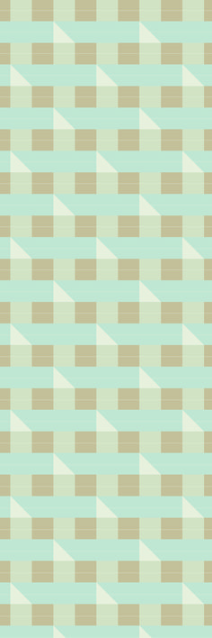 Custom printed Tartan wallpaper from the 'ANTIQUE Pink' colour range #tartan #wallpaper #muurgraphics