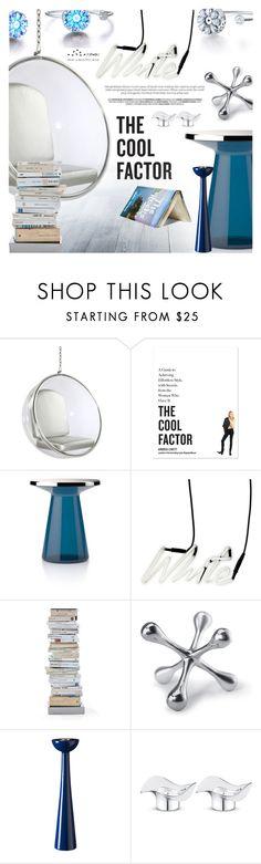 """Home Decor"" by totwoo ❤ liked on Polyvore featuring interior, interiors, interior design, home, home decor, interior decorating, Dot & Bo, Seletti, Opinion Ciatti and Regina-Andrew Design"