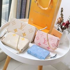 Lv Bags, Purses And Bags, Louis Vuitton Neverfull, Louis Vuitton Handbags, Fashion Bags, Women's Fashion, Lv Pochette, Cute Bags, Luxury Bags
