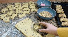 Najjednoduchšie a najchutnejšie sušienky len z 1 vajíčka: Vydržia fantastické celý týždeň a už nemusíte kupovať keksy z obchodu! Bread, Food, Basket, Biscuits, Brot, Essen, Baking, Meals, Breads