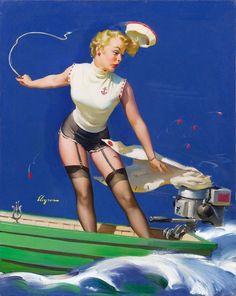 Hot Hot Summer Summer Pin Up Girl Photo Collection digital | Etsy Boat Girl, Pin Up Posters, Retro Pin Up, Gil Elvgren, Lingerie, Pin Up Art, Pin Up Girls, Girl Photos, Bikini Girls