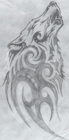 45 Wolf Tattoo IdeasYou can find Wolf tattoo design and more on our Wolf Tattoo Ideas Cute Tattoos, Tribal Tattoos, Small Tattoos, Awesome Tattoos, Mini Tattoos, Wolf Tattoo Design, Wolf Design, Wolf Tattoo Sleeve, Sleeve Tattoos