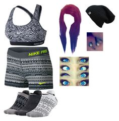 """""""Boredom"""" by grace-hobson on Polyvore featuring NIKE"""