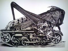 Mechanical Insects! by mezzoblue, via Flickr