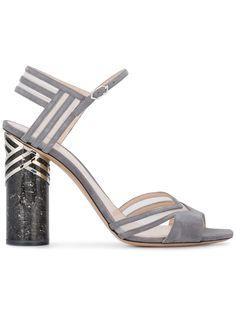 Nicholas Kirkwood Zaha cutout sandals