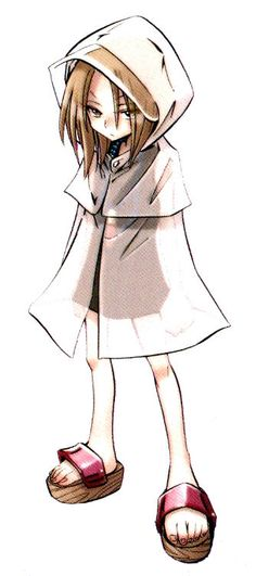 Shaman King - Kyoyama Anna