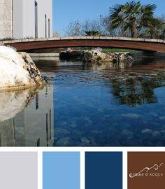 Geometries Fountain | Buosi serramenti | the discrete and elegant bridge underlines the presence of the entrance
