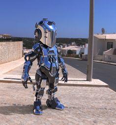 Robot -02