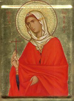 Св великомученица Екатерина www.ikona-skiniya.com