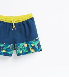O #verão pede #cor: #Acessórios #Coloridos | #color #summer #zara #calções #banho
