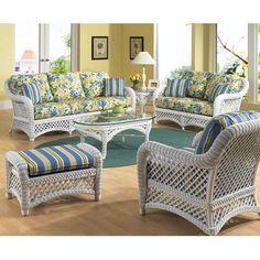 ElanaMar Designs Lanai Arm Chair Color: Brannon Redwood