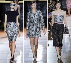 Stella McCartney Spring/Summer 2014 RTW - Paris Fashion Week  #PFW #fashionweek #ParisFashionWeek