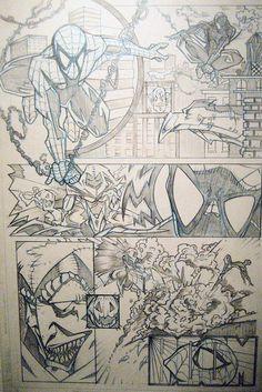 Gerard Way's Art Appreciation Blog, magnetsandthesun: Gerard Way art spam part 1-...