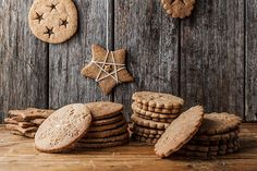 Super crispy and richly spiced, these traditional Dutch biscuits were originally made to celebrate Saint Nicholas' Day on December 5. When you buy these biscuits they are often moulded in the shape of windmills or other decorative stamps. I just roll them out thinly and use a cutter to make shapes. To ensure that they cook evenly, make them a similar size and thickness.