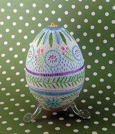 Egg * More And More Easter Colors