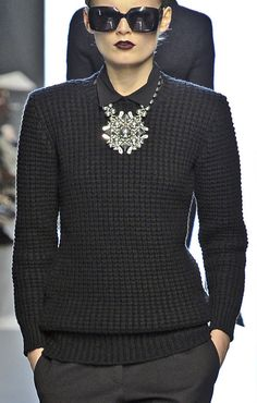 Bottega Veneta Fall 2012 Ready-to-Wear Fashion Show