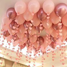 Birthday Balloon Decorations, Birthday Balloons, Birthday Party Decorations, Wedding Decorations, Balloon Party, Balloon Wedding, Balloon Ideas, Red Balloon, Balloon Bouquet