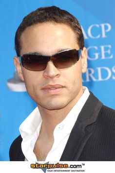 Today in History. Daniel Sunjata, Today In History, Hottest Male Celebrities, Graceland, Man Candy, Sexy Men, Hot Guys, Mens Sunglasses, Cinema