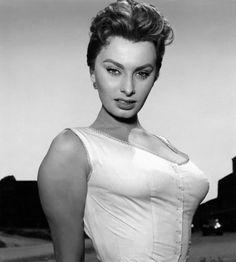 Sophia Loren - Born: Sofia Villani Scicolone, 20 September 1934 (age 78), Pozzuoli , Naples , Italy