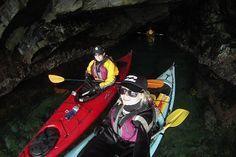 Paddle Sea Caves