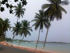 Praia Lagarto - STP