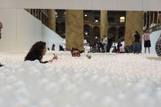 Museum full of balls!