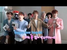 MISSION:MPD BTS's Season Greeting Card Mission!! 방탄소년단이 팬들에게 직접쓰는 카드와 직접 찍은 사진!! 오직 You Tube, ch.MPD에서만 볼 수 있는 깨알같은 영상. MPD's MISSION with BTS Happy New Year...