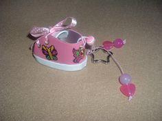 Ténis Borboleta Key Fobs, Butterfly