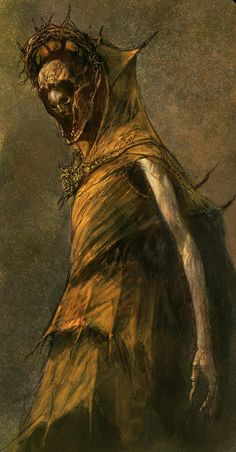 The King in Yellow by Dave Kendall