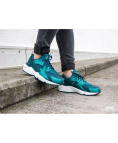 Chaussure Nike Wmns Air Huarache Run Se Metallic Dark Sea Midnight  Turquoise Washed Teal bd3a535c0c7e