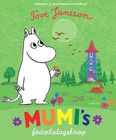 Mumi's fødselsdagsknap -  - Tove Jansson